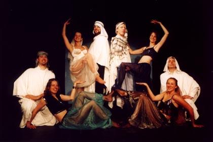 Gruppenbild Fata Morgana