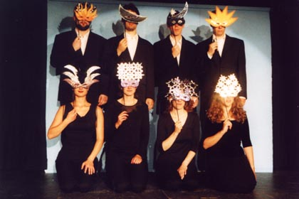 Gruppenbild Oper